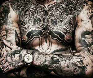 tattoo, stephen james, and model image