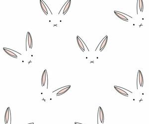 rabbit, wallpaper, and bunny image