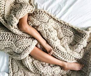 legs, blanket, and cozy image