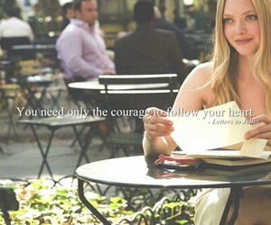 letters to juliet and amanda seyfried image