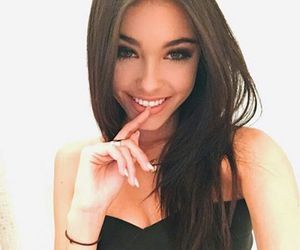 madison beer, smile, and madisonbeer image