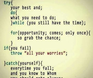 Best, fail, and worries image
