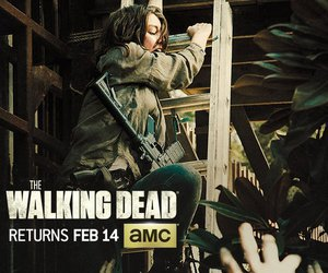 twd, the walking dead, and maggie greene image