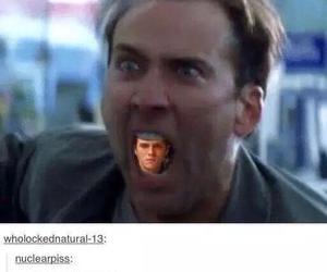 supernatural, adam, and funny image