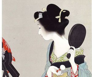 art, drawing, and japanese image