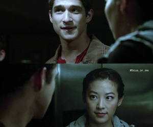 tyler posey, arden cho, and scott mccall image