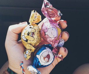 adventure time, candy, and finn image