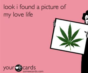 love, marijuana, and weed image