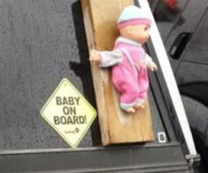 funny, baby, and board image