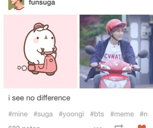 lovely, suga, and bts image