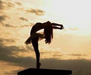 dance, ballet, and ballerina image
