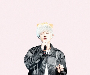 exo, chanyeol, and edit image
