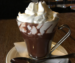 coffee, hotchocolate, and drink image