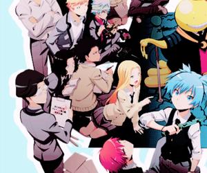 anime, karma, and misaki image