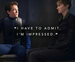 peter, insurgent, and divergent image