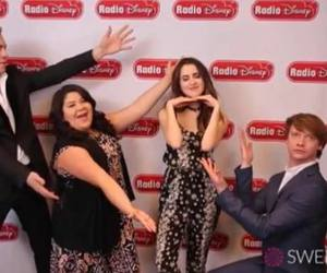 ross lynch, laura marano, and austin&ally image