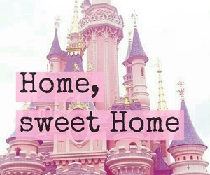 disney, home, and castle image