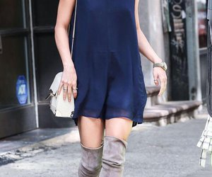 vanessa hudgens, style, and boots image