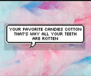 cotton, Lyrics, and teeth image