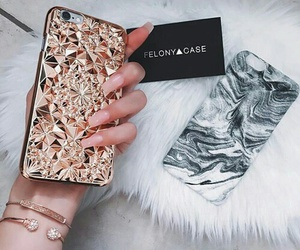 iphone, case, and fancy image