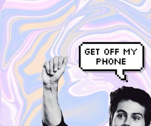 background, dylan, and o'brien image