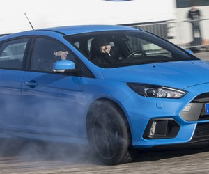 new ford focus rs and the angry integral image