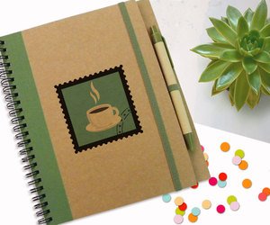 etsy, journals, and gift idea image