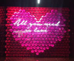 all you need is love, berlin, and decoration image