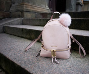 bags, beige, and fashion image
