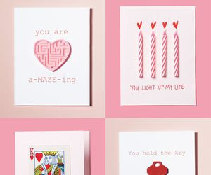 cards, girly, and gift ideas image