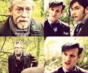 doctor who, quote, and david tennant image