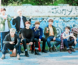 bangtan boys, bts, and butterfly dream image