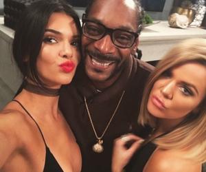 kendall jenner, khloe kardashian, and Kendall image