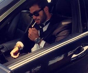 car and smoke image