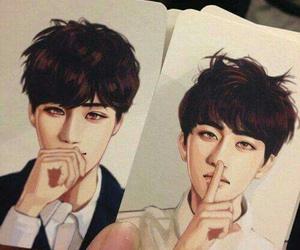 kai, exo, and d.o image