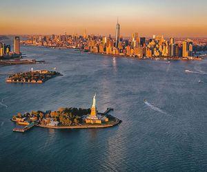 nyc, new york, and skyline image