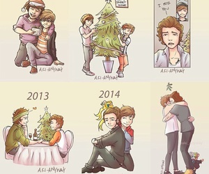 christmas and larry image