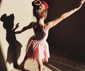 ballet, child, and kids image
