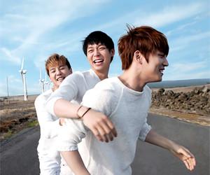jaejoong, junsu, and yoochun image