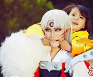 cosplay and inuyasha image