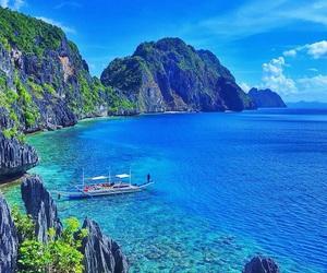 beautiful, ocean, and paradise image