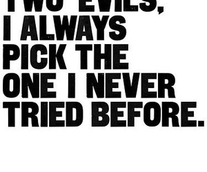 quote, evil, and text image