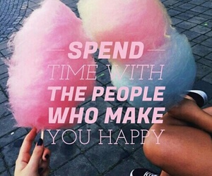 quote, pink, and friends image