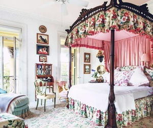 beautiful, room, and flowers image