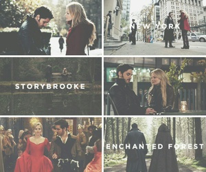 once upon a time, killian jones, and capitan hook image