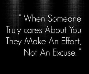 quotes, care, and effort image