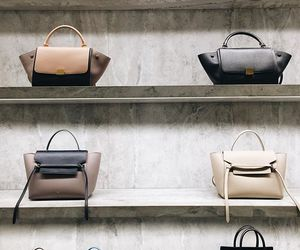 bags, fashion, and céline image