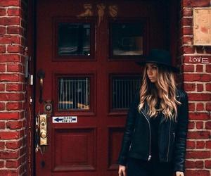 brunette, style, and lisa olsson image