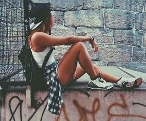 girl, style, and hipster image