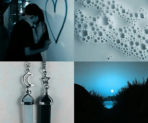 aesthetic, cancer, and zodiac image